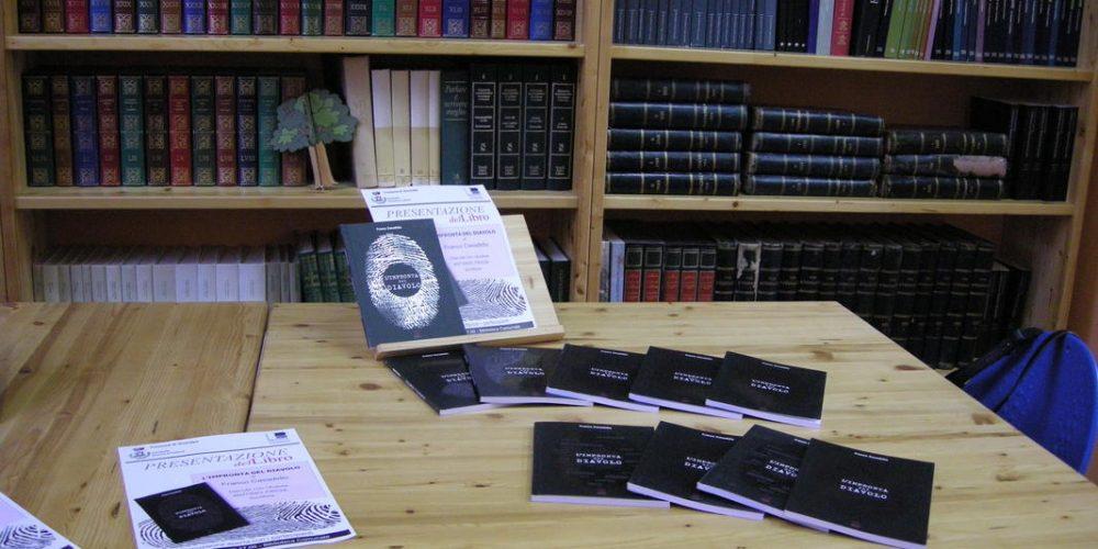 Biblioteca Comunale Guardea (TR) 14 aprile 2018