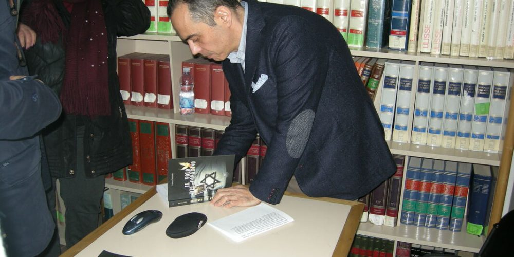 Sant'Oreste (RM), 26 gennaio 2019 – Biblioteca Comunale