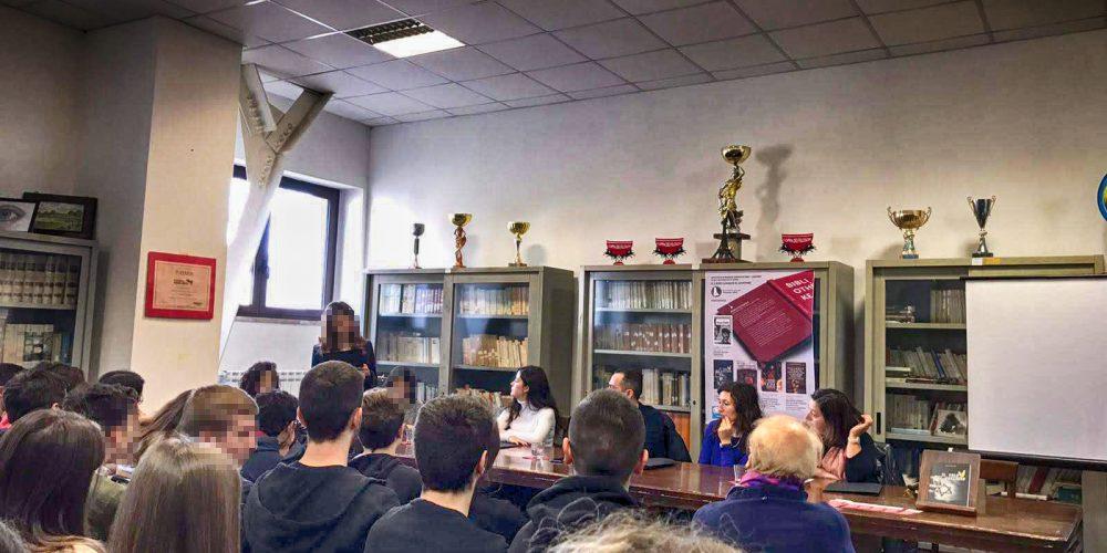Liceo Classico S. Marco dei Cavoti (BN), 24 novembre 2019