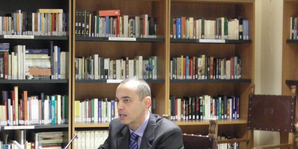 Bibliomediateca Comunale Popoli (PE) 20 ottobre 2017
